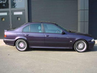 ALPINA B10 V8 number 607 - Click Here for more Photos