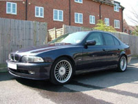 ALPINA B10 V8 number 608 - Click Here for more Photos