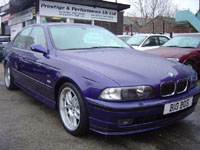 ALPINA B10 V8 number 609 - Click Here for more Photos