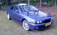 ALPINA B10 V8 number 617 - Click Here for more Photos