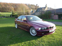 ALPINA B10 V8 number 620 - Click Here for more Photos