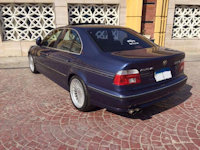 ALPINA B10 V8 number 643 - Click Here for more Photos