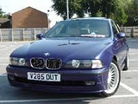 ALPINA B10 V8 number 645 - Click Here for more Photos