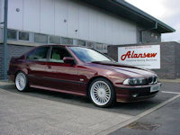 ALPINA B10 V8 number 666 - Click Here for more Photos
