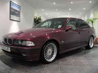 ALPINA B10 V8 number 694 - Click Here for more Photos