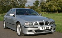 ALPINA B10 V8 number 703 - Click Here for more Photos