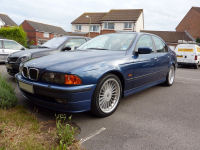 ALPINA B10 V8 number 71 - Click Here for more Photos