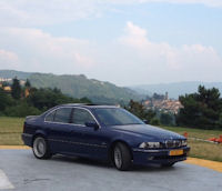 ALPINA B10 V8 number 737 - Click Here for more Photos