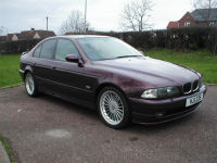 ALPINA B10 V8 number 739 - Click Here for more Photos