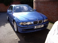 ALPINA B10 V8 number 805 - Click Here for more Photos