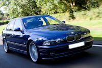 ALPINA B10 V8 number 838 - Click Here for more Photos