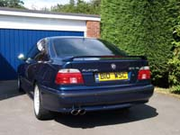 ALPINA B10 V8 number 842 - Click Here for more Photos