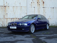 ALPINA B10 V8 number 853 - Click Here for more Photos