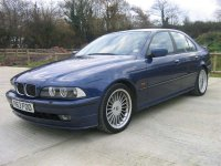 ALPINA B10 V8 number 87 - Click Here for more Photos