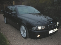 ALPINA B10 V8S number 12 - Click Here for more Photos