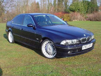 ALPINA B10 V8S number 132 - Click Here for more Photos