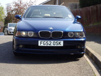 ALPINA B10 V8S number 20 - Click Here for more Photos