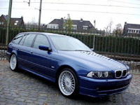 ALPINA B10 V8S number 38 - Click Here for more Photos