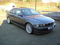 ALPINA B10 V8S number 43 - Click Here for more Photos