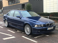 ALPINA B10 V8S number 45 - Click Here for more Photos