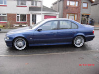 ALPINA B10 V8S number 54 - Click Here for more Photos