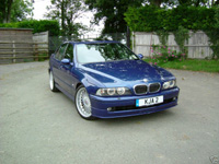 ALPINA B10 V8S number 82 - Click Here for more Photos