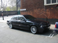 ALPINA B10 V8S number 92 - Click Here for more Photos