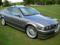 ALPINA B10 V8S number 95 - Click Here for more Photos