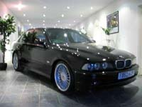ALPINA B10 V8S number 97 - Click Here for more Photos