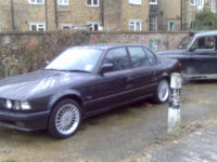 ALPINA B11 3.5 number 206 - Click Here for more Photos