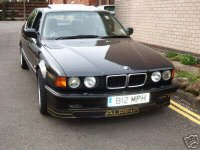 ALPINA B12 5.0 number 7 - Click Here for more Photos