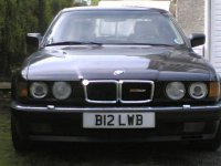ALPINA B12 5.0 number 9 - Click Here for more Photos
