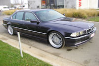 ALPINA B12 5.7 E-cat number 37 - Click Here for more Photos
