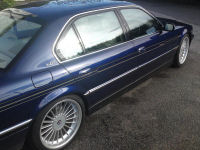 ALPINA B12 5.7 E-cat number 40 - Click Here for more Photos