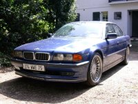 ALPINA B12 5.7 E-cat number 173 - Click Here for more Photos