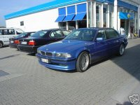 ALPINA B12 5.7 E-cat number 57 - Click Here for more Photos