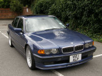 WwwtheALPINAregistercom Display ALPINAs - Bmw e38 alpina for sale