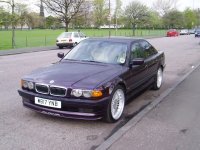 ALPINA B12 6.0 E-Kat number 31 - Click Here for more Photos