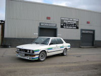 ALPINA B2 .8 number 378 - Click Here for more Photos