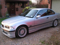 ALPINA B3 3.0 number 185 - Click Here for more Photos