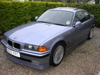 ALPINA B3 3.0 number 203 - Click Here for more Photos