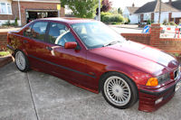 ALPINA B3 3.0 number 261 - Click Here for more Photos