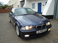 ALPINA B3 3.2 number 32 - Click Here for more Photos