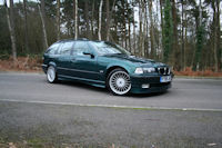ALPINA B3 3.2 number 36 - Click Here for more Photos