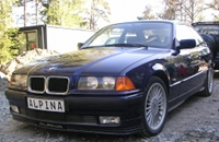 ALPINA B3 3.2 number 6 - Click Here for more Photos