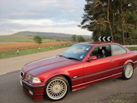 ALPINA B3 3.2 number 66 - Click Here for more Photos