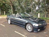 ALPINA B3 3.2 number 84 - Click Here for more Photos