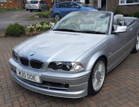 ALPINA B3 3.3 number 172 - Click Here for more Photos