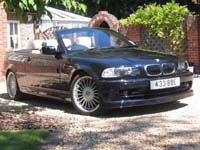 ALPINA B3 s number 197 - Click Here for more Photos