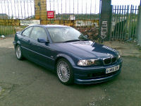 ALPINA B3 3.3 number 214 - Click Here for more Photos